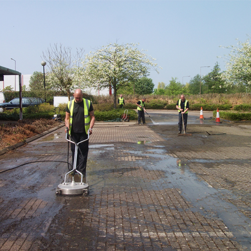Power Clean UK - Commercial and Domestic Power Cleaning